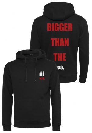 Bigger Than The Devil Hoody