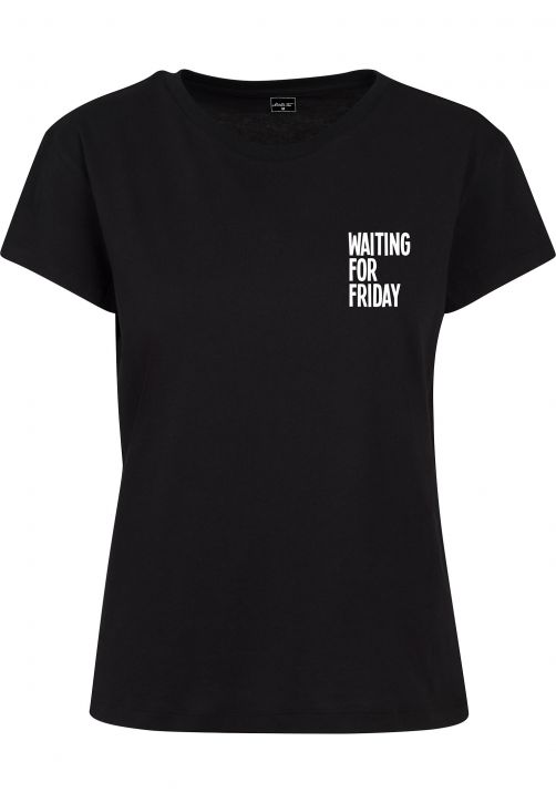Ladies Waiting For Friday Box Tee