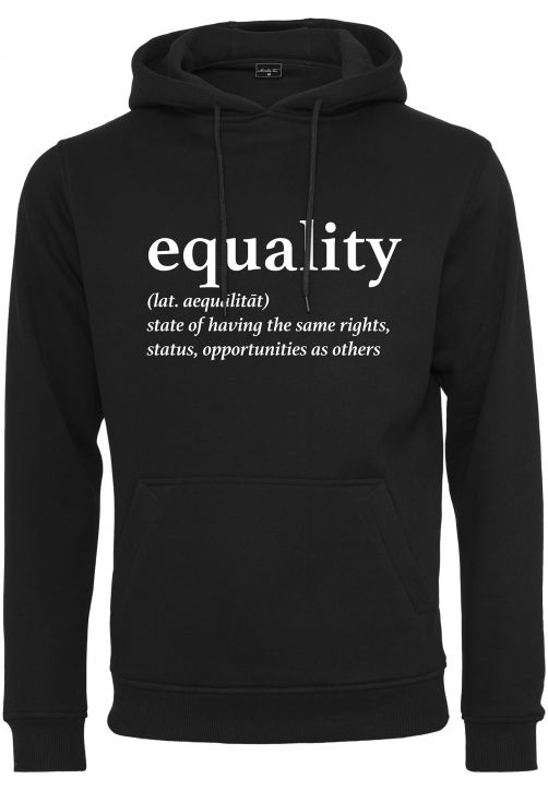 Ladies Equality Definition Hoody