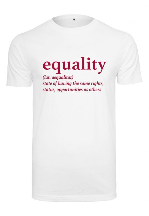 Ladies Equality Definition Tee