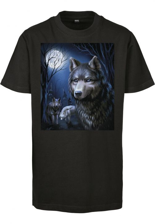 Kids Wolf Tee