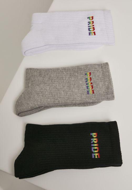 Pride Socks 3-Pack