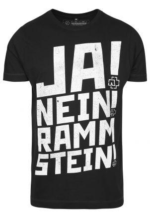 Rammstein Ramm 4 Tee