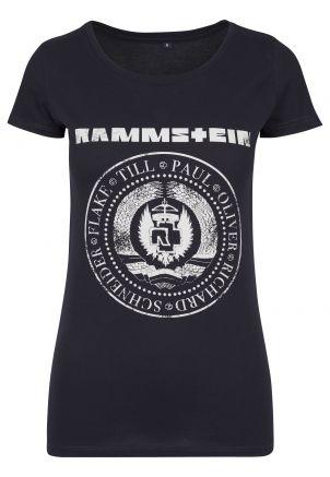 Ladies Rammstein Est. 1994 Tee