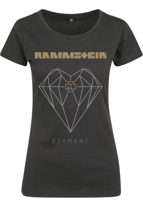 Ladies Rammstein Diamant Tee