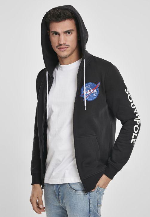 Southpole NASA Insignia Logo Zip Hoody