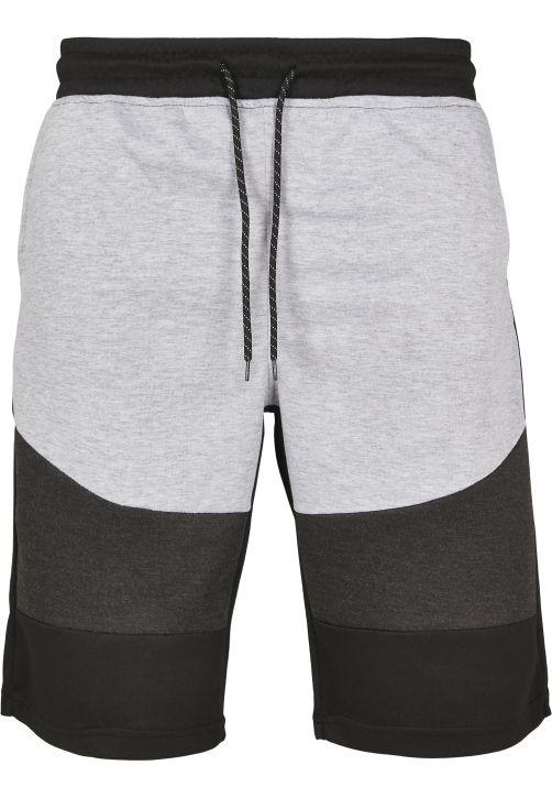 Color Block Tech Fleece Shorts