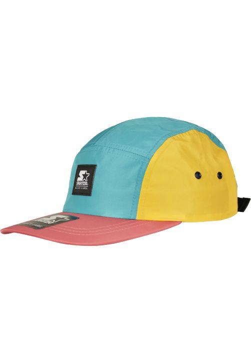 Starter Multicolored Logo Patch Jockey Cap