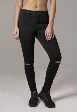 Ladies Cut Knee Pants