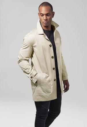 Gabardine Coat