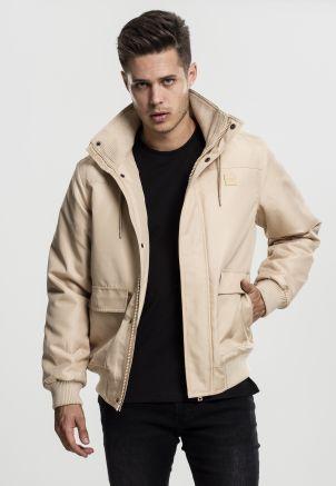 Heavy Hooded Jacket