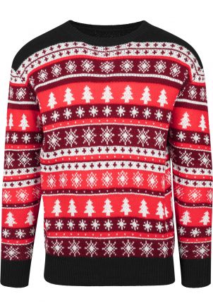 Snowflakes Christmas Crewneck
