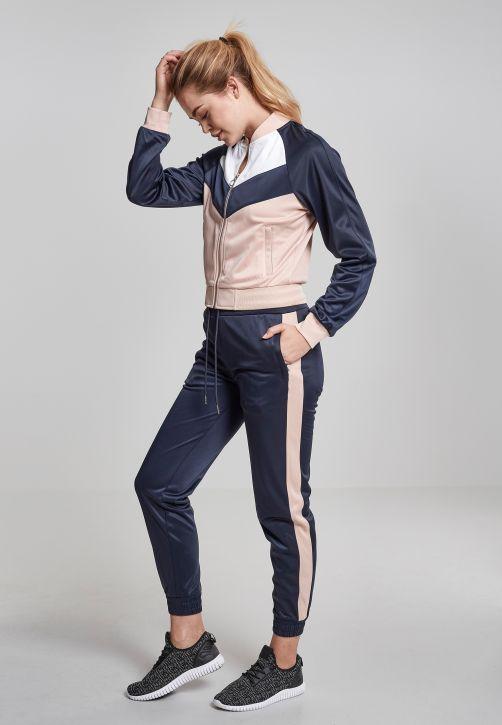 Ladies Cuff Track Pants
