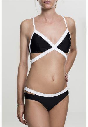 Ladies Contrast Bikini