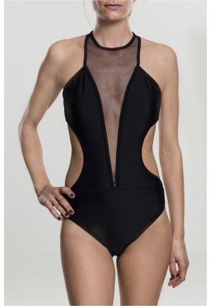 Ladies Tech Mesh Swimsuit