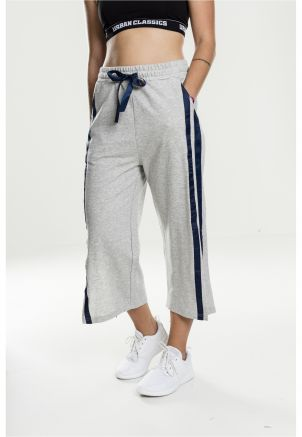 Ladies Taped Terry Culotte