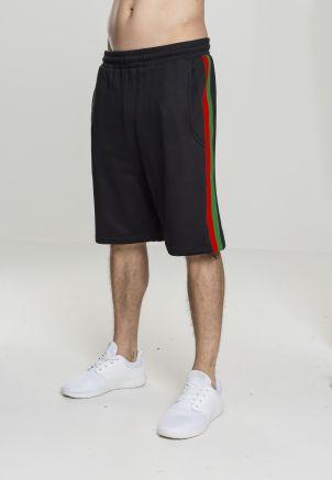 Stripe Sweatshorts