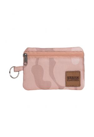 Mini Wallet With Keyring