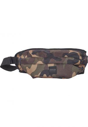 Camo Shoulder Bag