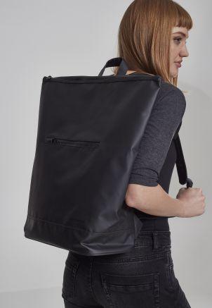 Messenger Backpack Coated
