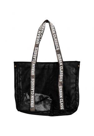 Big Mesh Shopper With Bag In Bag