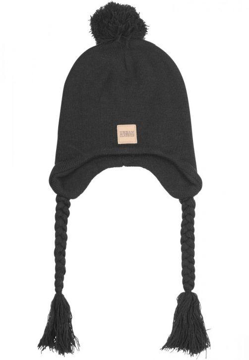 Pompom Knit Beanie
