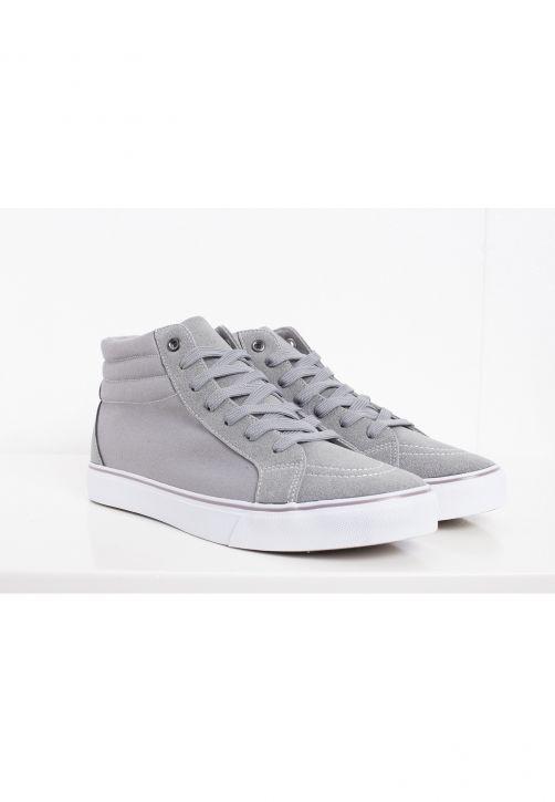 High Canvas Sneaker