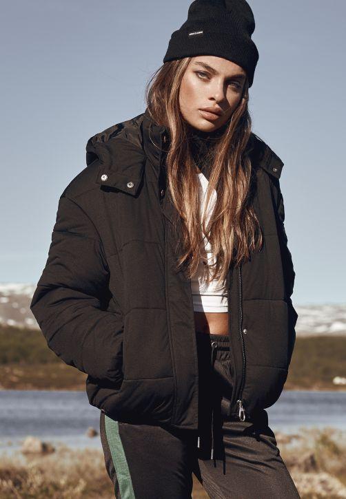 Ladies Boyfriend Puffer Jacket