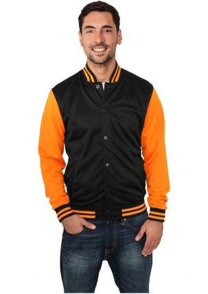Neon College Jacket