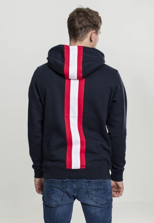 Back Stripe Hoody