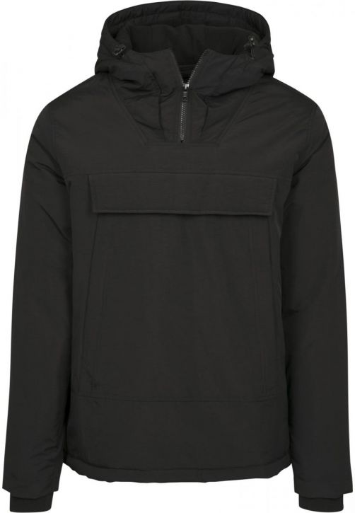 High Neck Pull Over Jacket