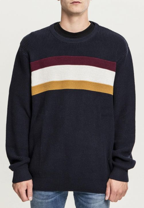 Block Sweater