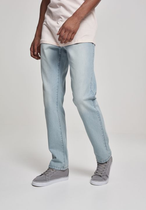 Relaxed 5 Pocket Jeans