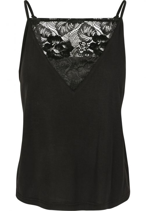 Ladies Laces Triangle Top