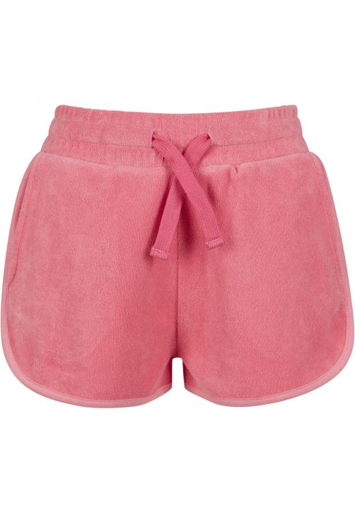 Ladies Towel Hot Pants