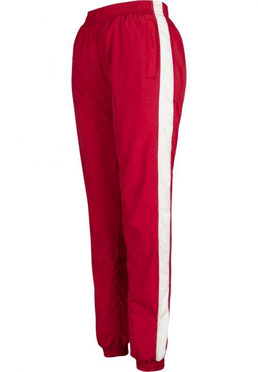 Ladies Striped Crinkle Pants