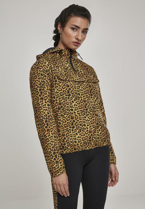 Ladies Pattern Pull Over Jacket