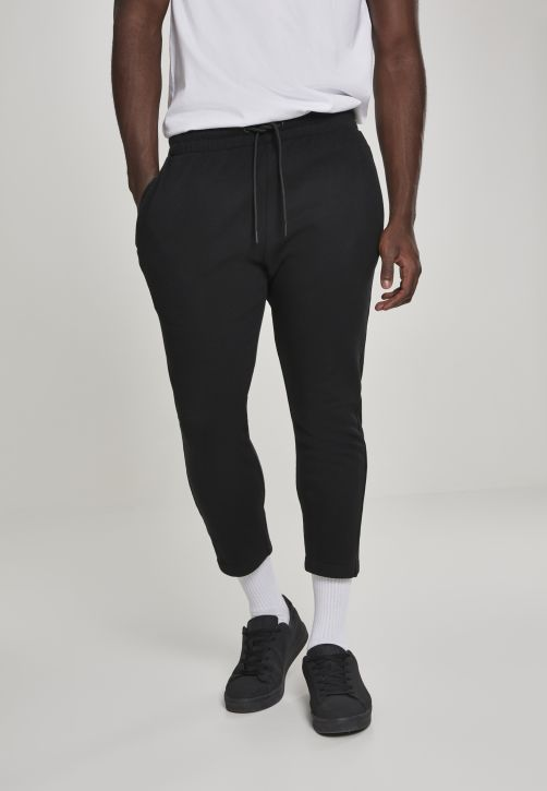 Cropped Terry Pants