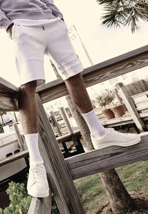 Heavy Pique Shorts