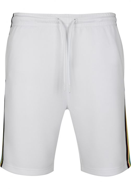 Side Taped Track Shorts