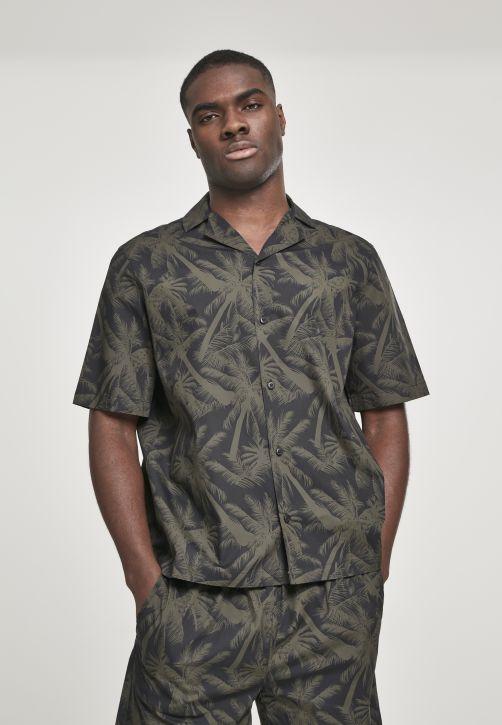 Pattern Resort Shirt
