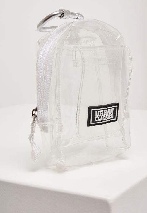 Transparent Mini Bag with Hook