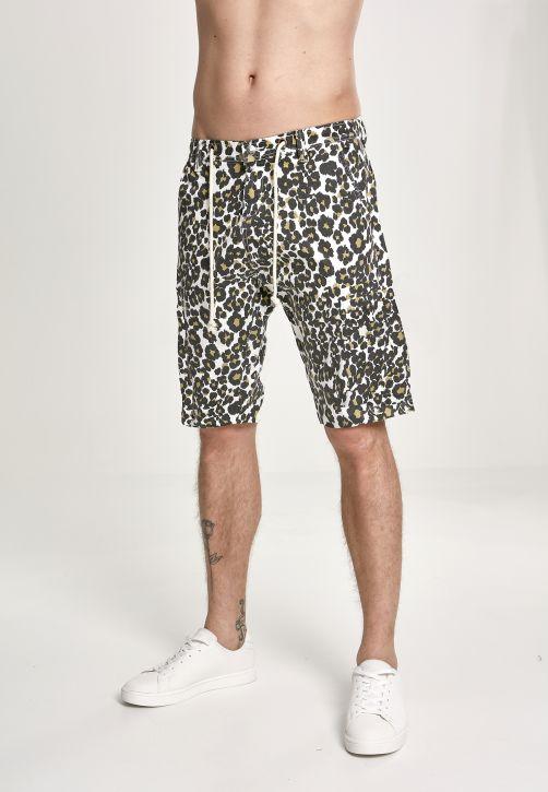 AOP Stretch Shorts