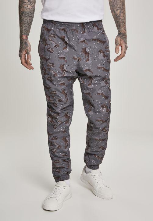 Camo Track Pants