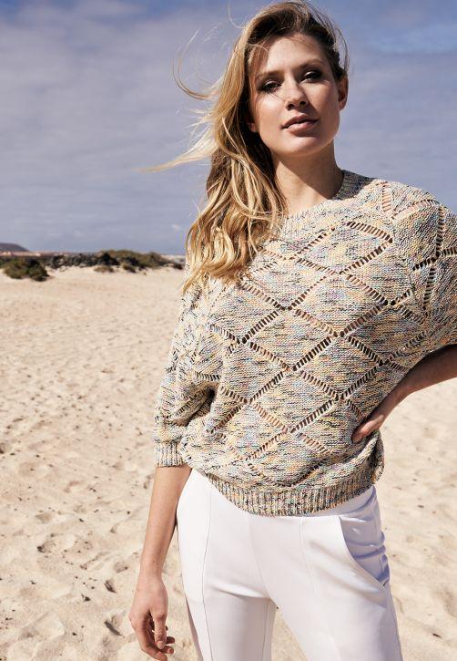 Ladies Summer Sweater