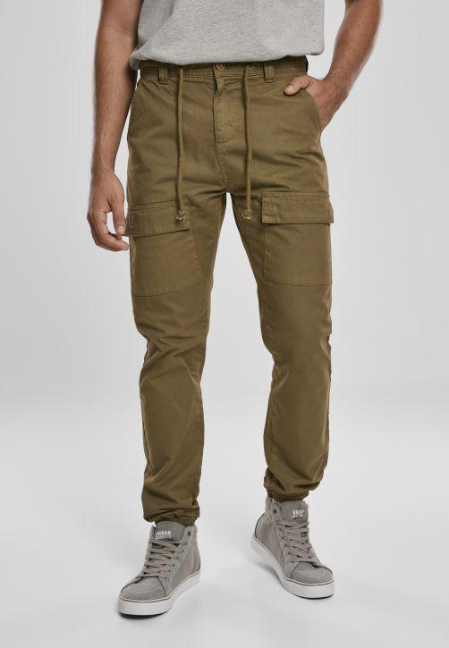 Front Pocket Cargo Jogging Pants