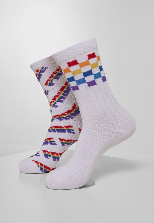 Pride Racing Socks 2-Pack