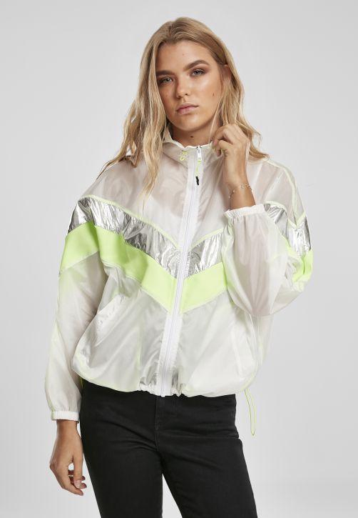Ladies 3 -Tone Light Track Jacket