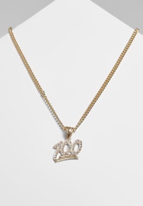 One Hundred  Diamond Necklace