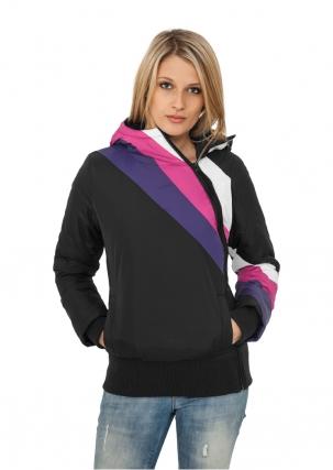 Ladies Sidezip Color Jacket
